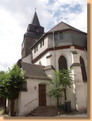 St. Barbara in Braubach